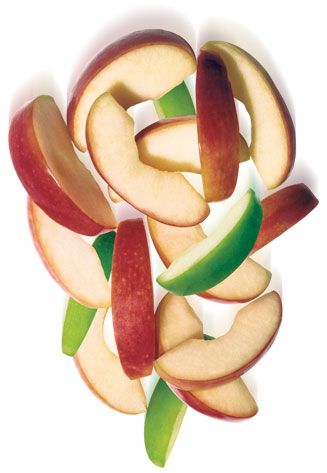 Apple-slices-aside
